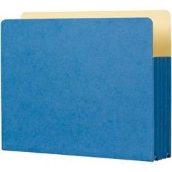 "Sky Blue - Student Project Folders 9.5""X11.75""X3.5"" 5/Pkg"