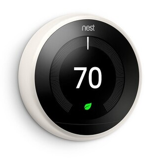 Nest Learning Thermostat (3rd Generation, White)