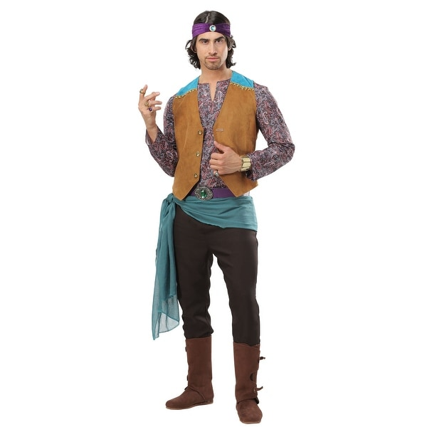 Men's Fortune Teller Gypsy Costume