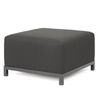 Howard Elliott 902-201 Sterling Axis 30 X 17 Ottoman Slipcover