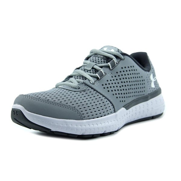 Under Armour Micro G Fuel RN Women Round Toe Synthetic Sneakers