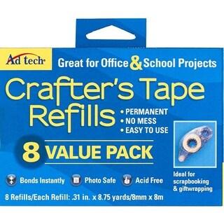 8/Pkg -Crafter's Tape Refil