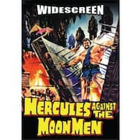 Hercules Against the Moonmen [DVD]