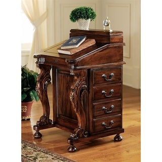 Design Toscano The Captain's Davenport Desk
