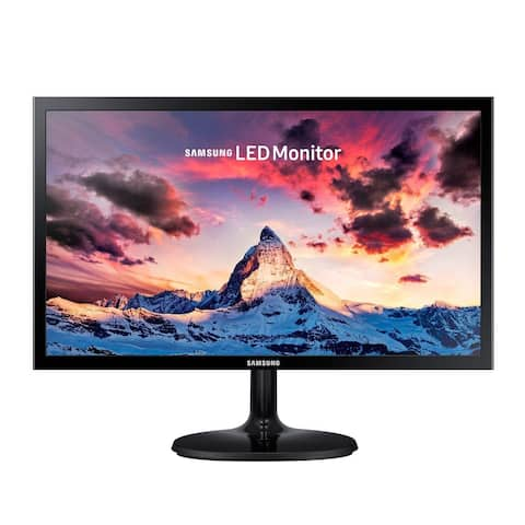 """Samsung 23.6"""" LED Monitor LS24F352FHNXZA (Manufacturer Refurbished)"""