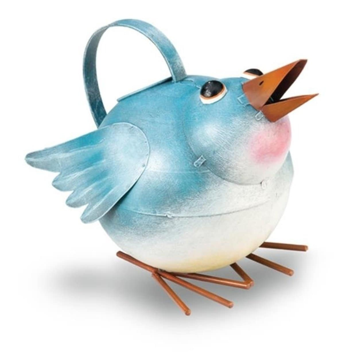 October Hill AXF13811 Blue Bird Watering Can