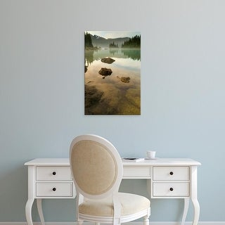 Easy Art Prints Paul Colangelo's 'Volcanic Rock' Premium Canvas Art