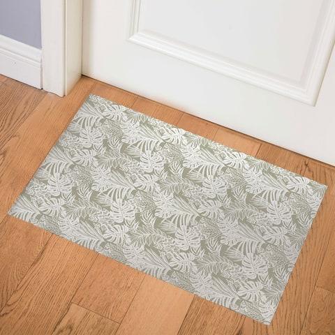 TROPIC Indoor Floor Mat By Kavka Designs