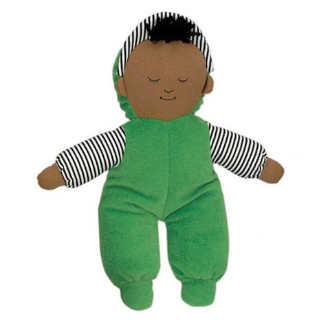 African American Boy Doll Baby'S First