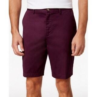 Michael Kors NEW Purple Mens Size 38 Tailored Classic-Fit Good Shorts