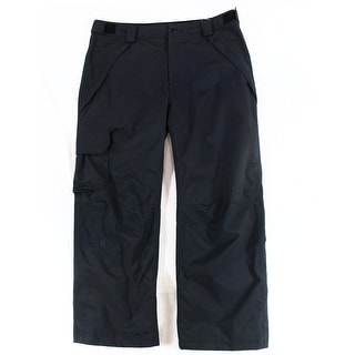 The North Face NEW Black Mens Size Large L Waterproof Snowboard Pants