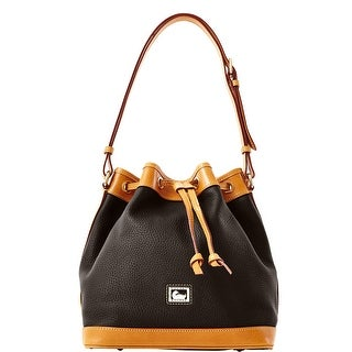 Dooney & Bourke Dillen Drawstring (Introduced by Dooney & Bourke at $288 in Aug 2012) - Black