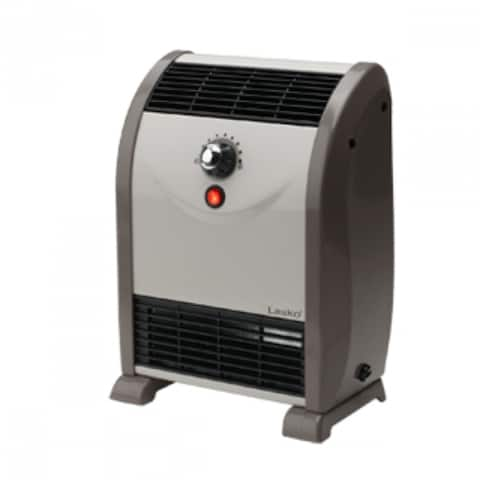Lasko 5812 Automatic Air-Flow Heater with Temperature Regulation System, 1500W