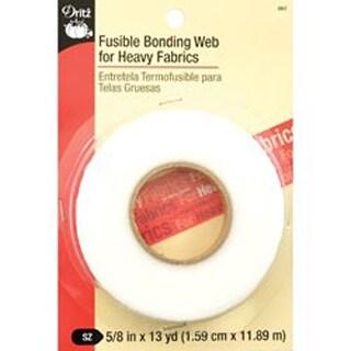 ".625""X13yd - Fusible Bonding Web For Heavy Fabrics"