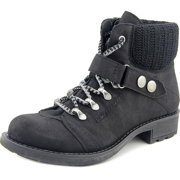 American Rag Harvey Round Toe Synthetic Ankle Boot