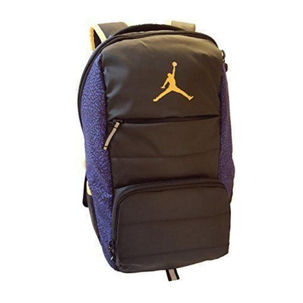 Shop Nike Jordan Jumpman All World School Backpack be9d1c635bded
