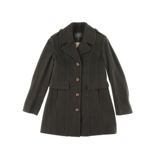 Cole Haan Womens Coat Wool Outerwear - 6