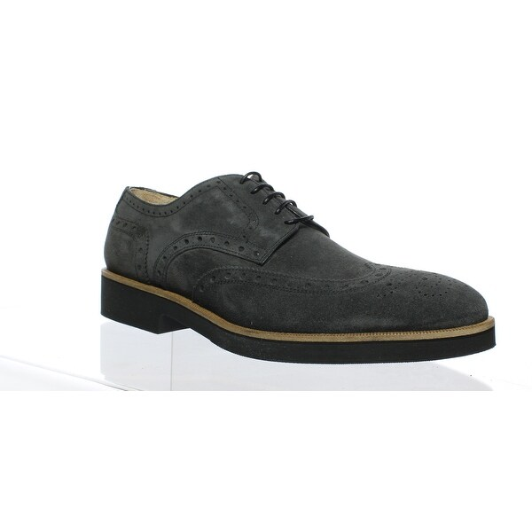 641bfceef0e Shop Gordon Rush Mens Dominic Grey Oxford Dress Shoe Size 10.5 ...