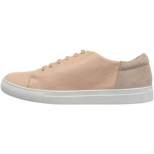 e3e44920521635 Shop Joules Womens Solena Leather Low Top Lace Up Fashion Sneakers ...