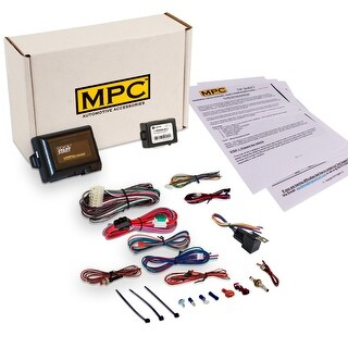Complete Add-on Remote Start Kit For 1998-2002 Honda Accord - Uses Factory Remotes - Firmware Preloaded