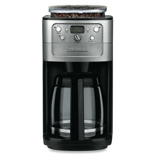 Cuisinart DGB-700BC Burr Grind & Brew™ 12 Cup Automatic Coffeemaker, Stainless Steel