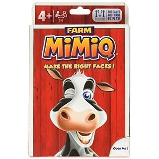 R & R Games Farm MiMiQ Card Game