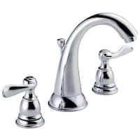 Delta  6-16 in. Windemere Two Handle Lavatory Faucet, Chrome