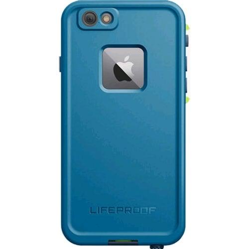 buy popular 1dfac c90cb LifeProof Fre WaterProof Case for Apple iPhone 6/6s - Banzai Blue