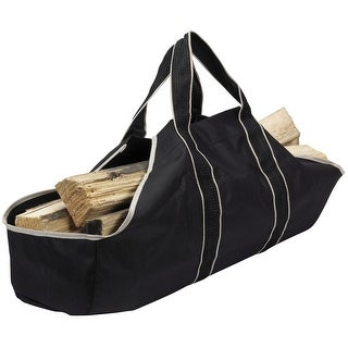 "Panacea 15251 Fireplace Log Bag, 27"" x 12"", Matte"