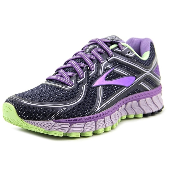 673a4982f58 Brooks Adrenaline Gts 16 Women Round Toe Synthetic Purple Running Shoe