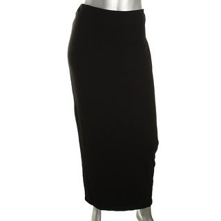 Zara W&B Collection Womens Long Pull On Maxi Skirt - M