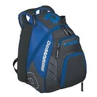 DeMarini Voodoo Rebirth Baseball/Softball/Sports Backpack, Royal Blue