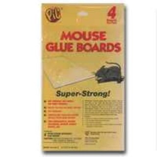 Pic GMT-4F Mouse/Rat Trap Glue, 4 Pk