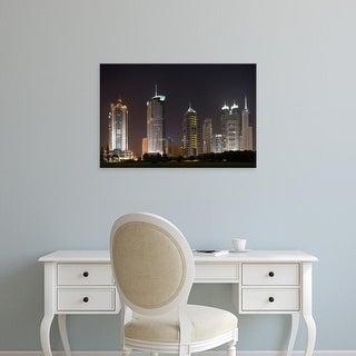 Easy Art Prints Paul Souders's 'Shanghai' Premium Canvas Art