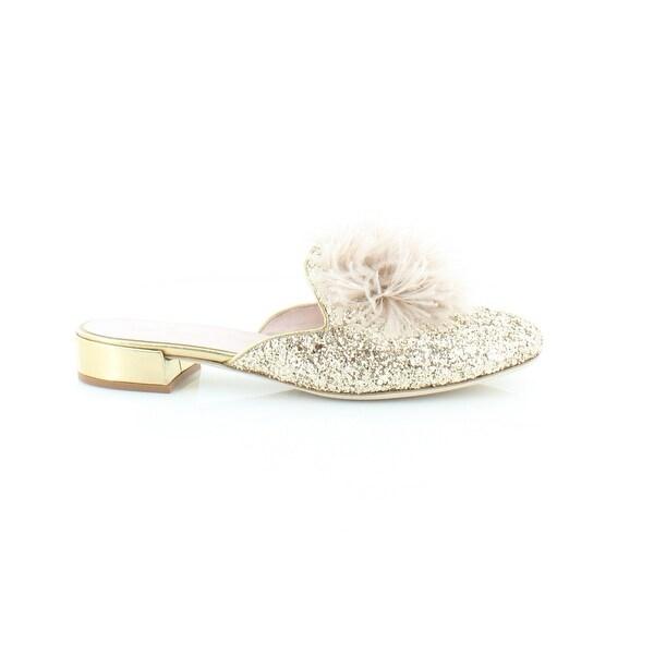 Kate Spade Gala Women's Sandals & Flip Flops Gold/Glitter - 7.5