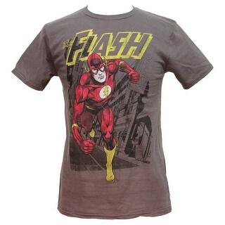 Flash Men's Running Adult T-Shirt