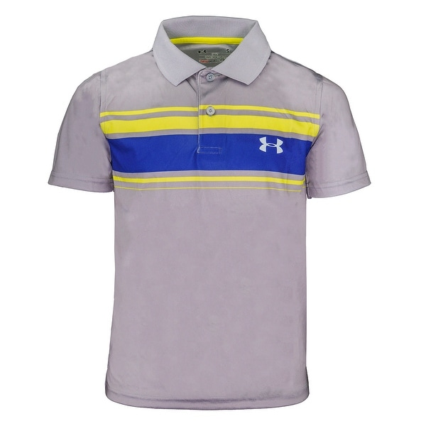 d77b4d950 Shop Under Armour Boys' UA Playoff Polo Shirt - Free Shipping On Orders  Over $45 - Overstock - 23562699