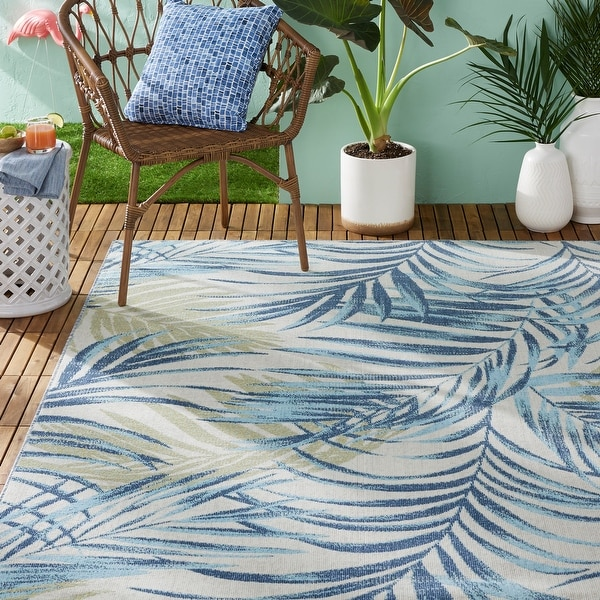 Tommy Bahama Malibu Palm Springs Indoor/Outdoor Area Rug. Opens flyout.