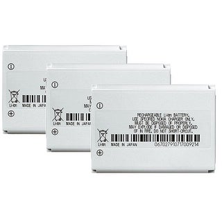 Replacement Battery for Nokia BLC-2 (3 Pack)