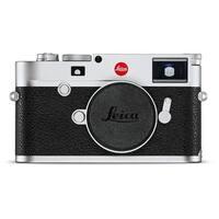 LeicaM10 Digital Rangefinder Camera (Silver)
