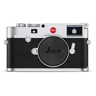 LeicaM10 Digital Rangefinder Camera (Silver)
