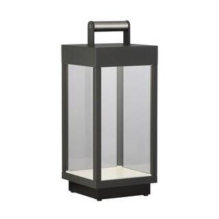 "Eurofase Lighting 34124 Single Light 14"" Tall Integrated LED Portable Outdoor La"