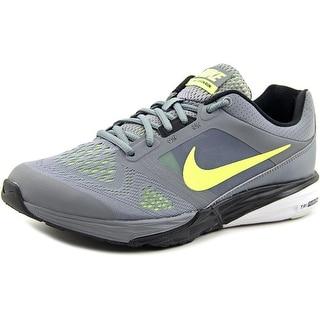 Nike Tri Fusion Run Men Round Toe Synthetic Multi Color Running Shoe