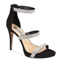 INC International Concepts Womens sadiee Open Toe Formal Ankle Strap Sandals