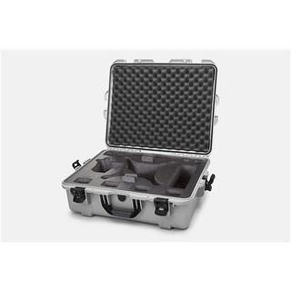 Nanuk 945 Waterproof Hard Case (Silver) for DJI Phantom 4 Quadcopter
