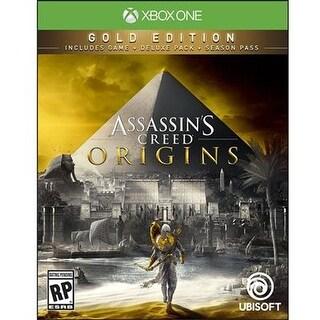 Ubisoft - Ubp50422100 - Assassins Creed Origns Gld Xbo