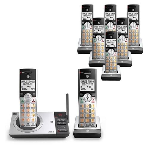 """""""ATT CL82807 7 Handset Cordless Phone"""""""