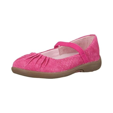 Kids Stride Rite Girls SRTech PS Cassie Slip On Mary Jane Flats - 5.5 m us kids