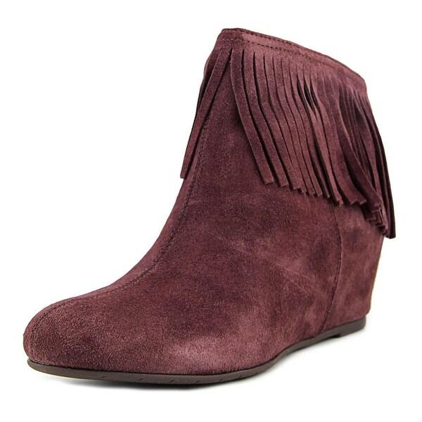 Comfortiva Riverton Women Berry Boots
