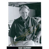 Signed Gurney Dan 325x45 Promo Photo autographed